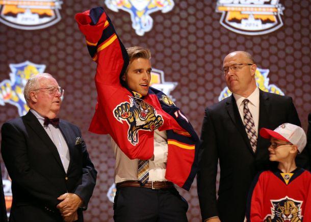 Panthers Sign Top Prospect Aaron Ekblad