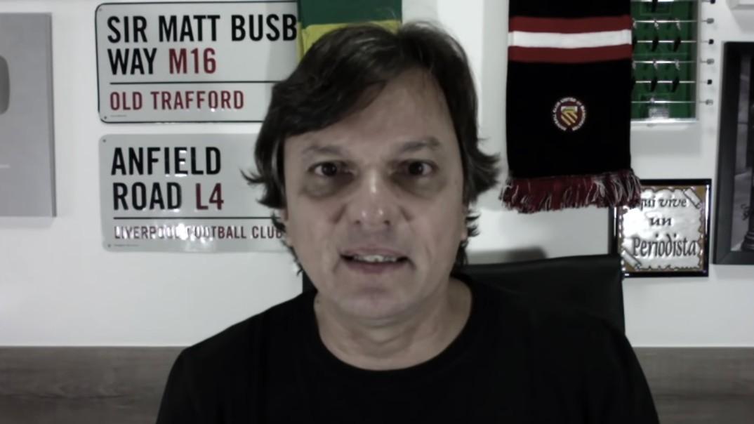 Mauro Cezar Pereira critica visão de Luxemburgo sobre racismo