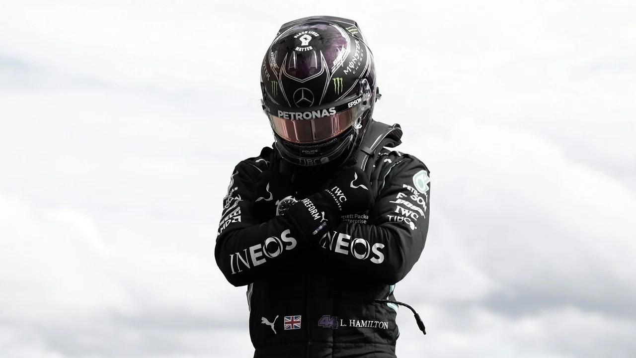 Hamilton crava mais uma pole na carreira; Renault faz bonito em Spa-Francorchamps