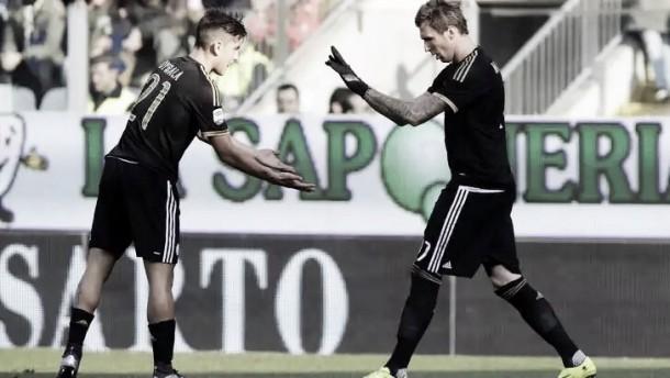 La Juventus vince, ma soffre troppo