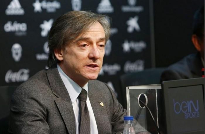 """García Pitarch: """"Poco que decir, sólo queda trabajar e intentar levantarnos"""""""