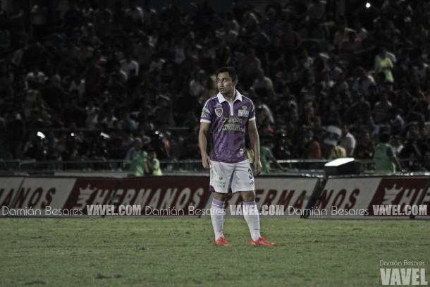 William Paredes, un Apertura 2015 pasado por lesiones