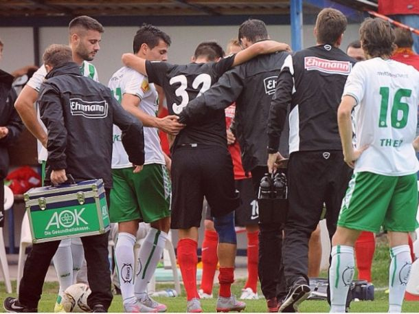 SC Freiburg winger Vincenzo Grifo sidelined for six weeks