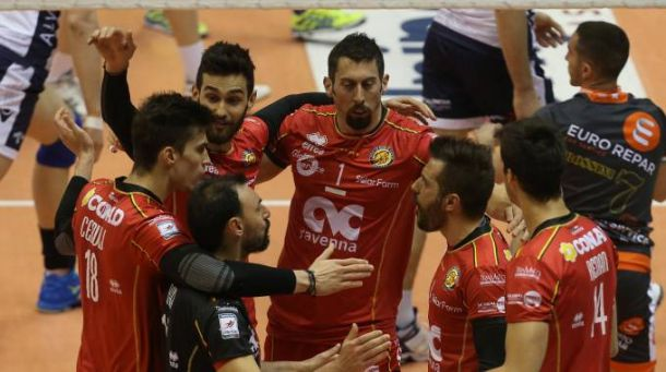 Volley - Superlega 2015: CMC Romagna