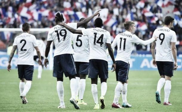 France - Paraguay : poursuivre la lancée