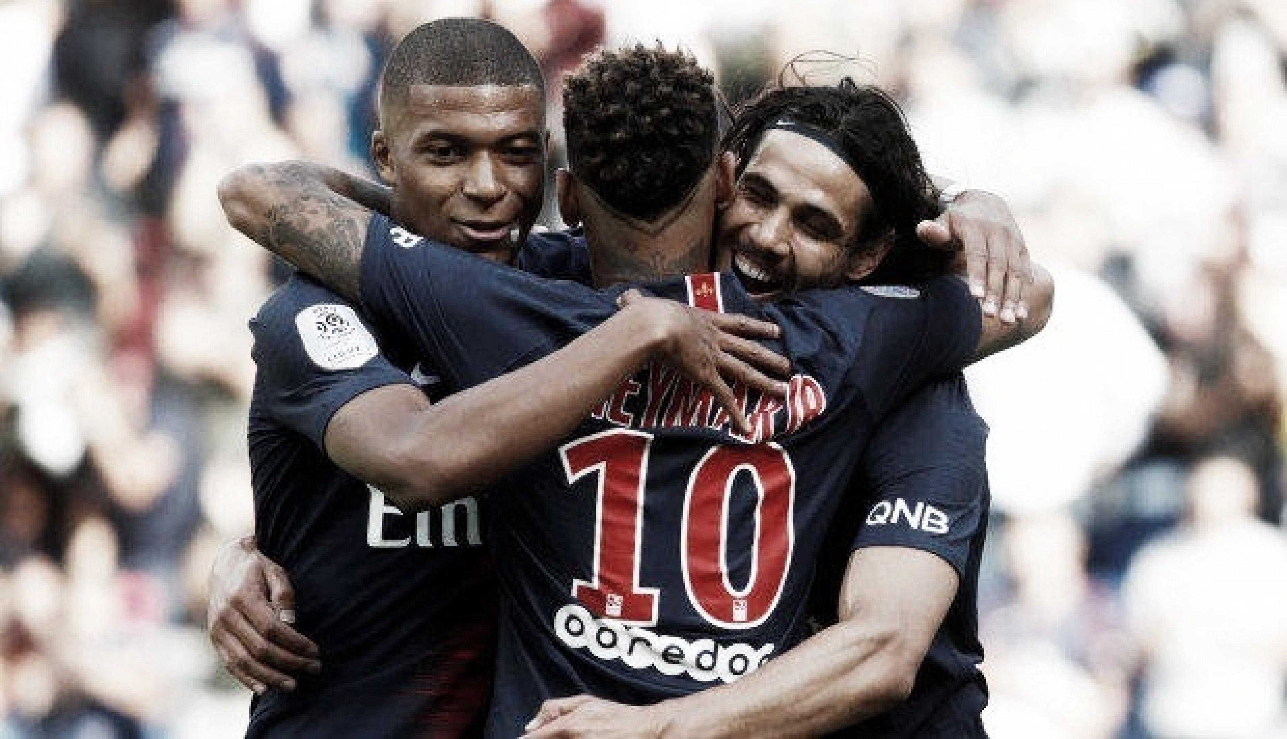 Previa PSG vs Saint Etienne: choque de objetivos