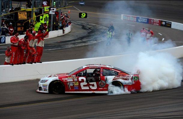 NASCAR - Phoenix : La galère de Matt Kenseth