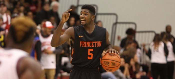 Big Red Mess: Princeton Tigers Maul Cornell Big Red 85-56