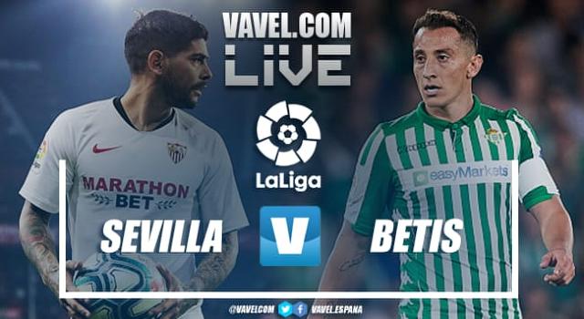 Gols e melhores momentos de Sevilla x Real Betis em LaLiga (2-0)