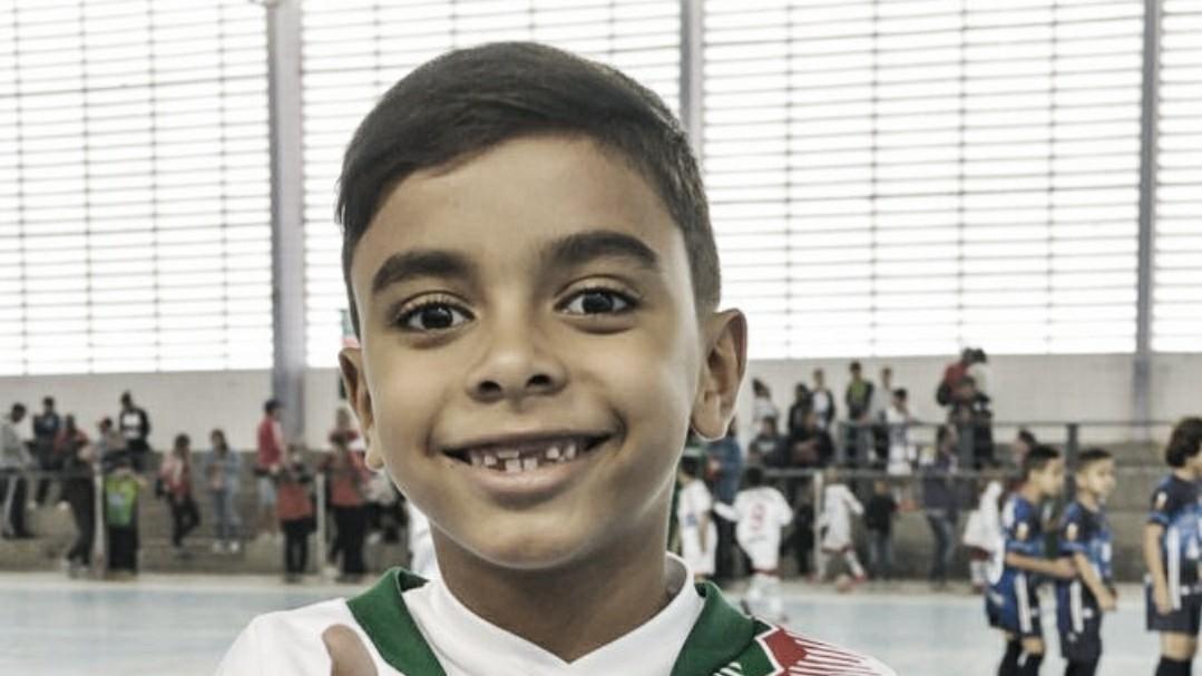 Fã do Lucas Paquetá, meio-campista e sonho de jogar no clube: as revelações do neto de um Cometa