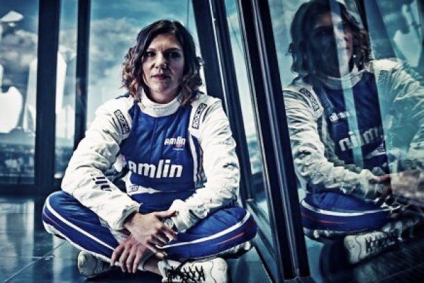 Formula E: Katherine Legge, il fiocco rosa nel team Amlin Aguri
