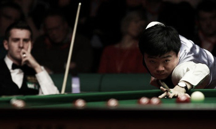 Selby joins Ding in the World Championship final