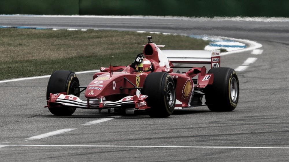Ferrari F2004, um dos carros mais rápidos da história da F1