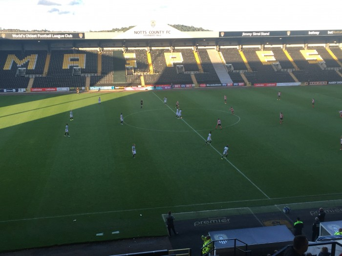 Notts County 2-1 Sunderland: Lady Pies all but assure safety after vital victory against relegation rivals