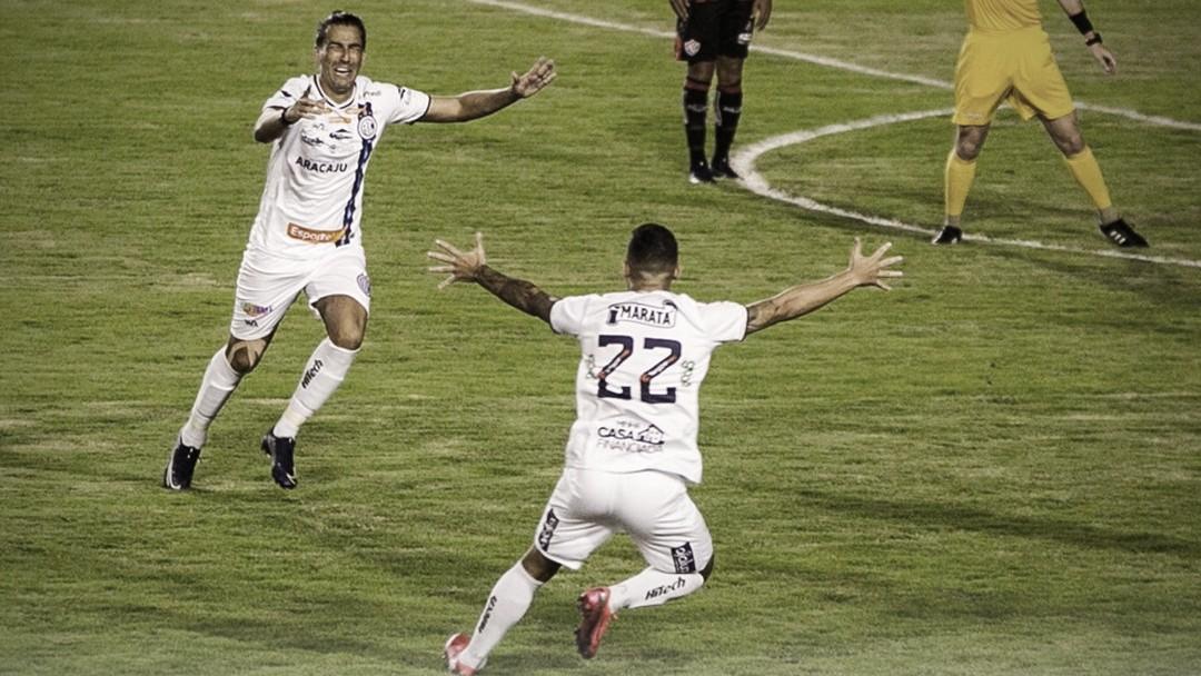 Após 28 anos, Confiança vence na Série B e quebra invencibilidade do Vitória