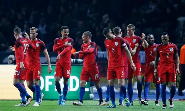 Che Inghilterra! 3-2 in rimonta sulla Germania