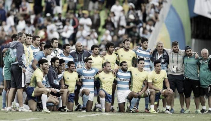 Río 2016: la jornada dos de Rugby 7 dejó a los cuatro que disputarán el podio