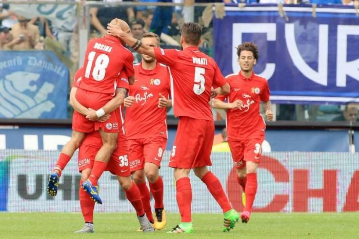 Serie B: buona prova per Bari e Pescara, vince il Latina mentre spreca il Lanciano