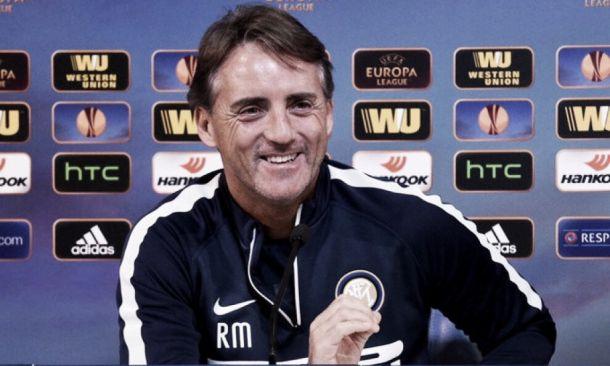"""Mancini: """"Domani come i primi sessanta minuti di Udine"""""""