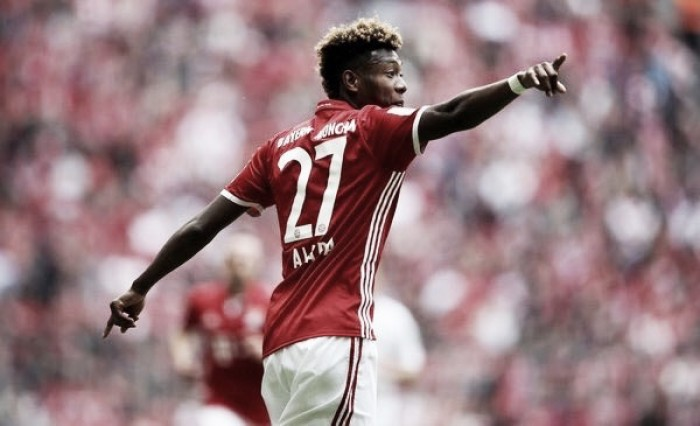 La estrella de Austria: David Alaba, el centrocampista del futuro