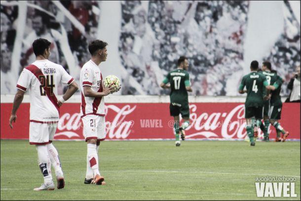 Rayo Vallecano - Real Betis: puntuaciones del Rayo, jornada 7 Liga BBVA