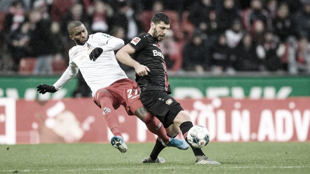 De olho na Champions League, Bayer Leverkusen encara rival Colônia no Clássico do Reno