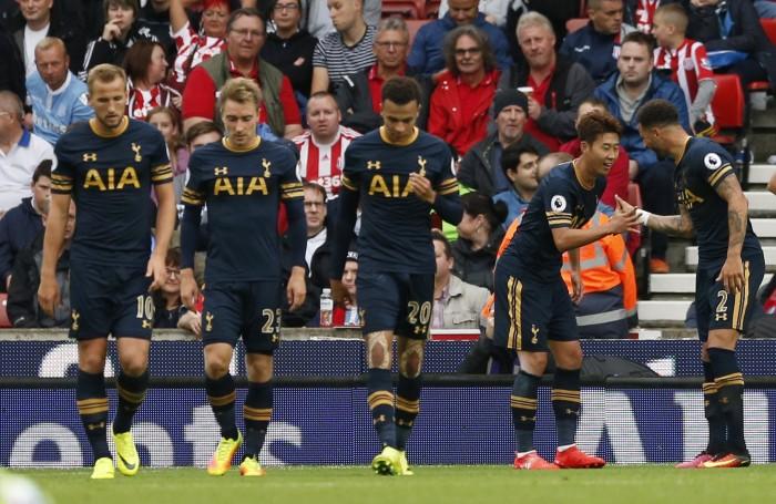 Premier League, Tottenham forza quattro: 0-4 sul campo dello Stoke