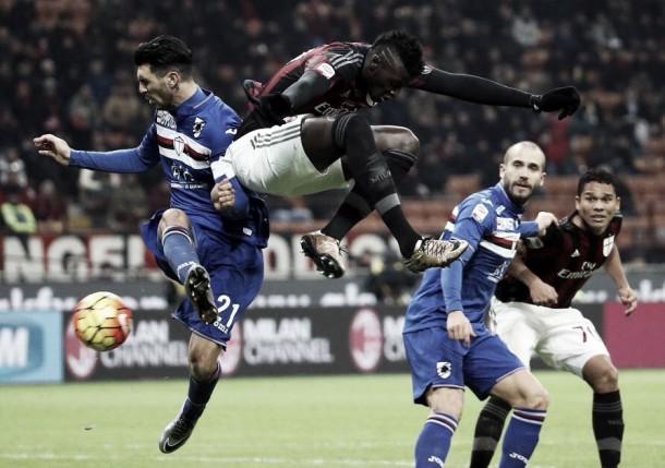 El Milan acaba con su sequía goleadora