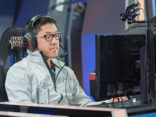 KEITHMCBRIEF Joins Cloud 9's League Of Legends Challenger Team