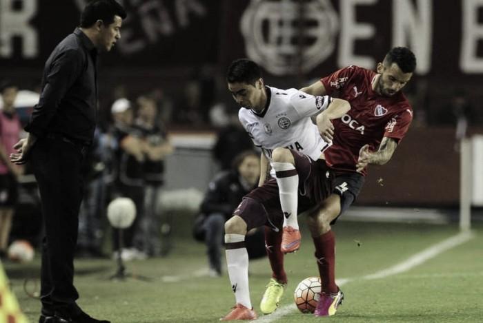 El Granate no pudo contra Independiente