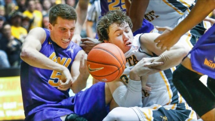 UNI Fight: Defense & Bench Play Keys Northern Iowa Panthers' Upset Victory At Wichita State