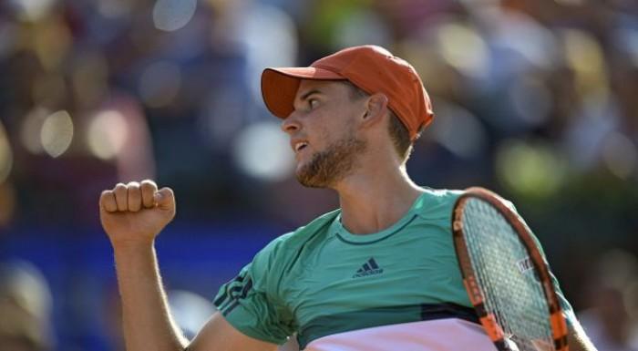 ATP Buenos Aires, Nadal e Ferrer si arrendono a Thiem e Almagro