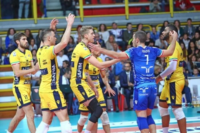 VolleyM, Superlega UnipolSai A1: il punto sulla seconda giornata
