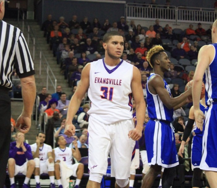 Get Out The Way: Evansville Purple Aces Handily Defeat Drake As Four Finish In Double-Figures