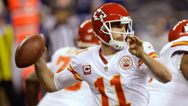 Alex Smith Agrees to a 4 year, $68 Million Extension With Kansas City Chiefs