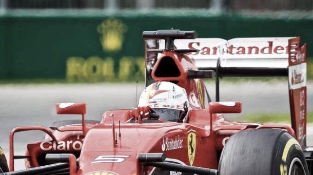 Austria, ruggito Vettel. Miglior crono nelle prove libere 2