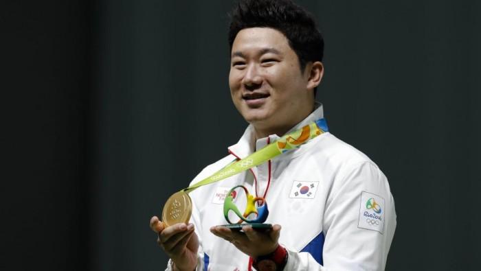 Rio 2016, tiro a segno 50 metri: Giordano fuori dalla finale, oro al coreano Jin Jong-oh