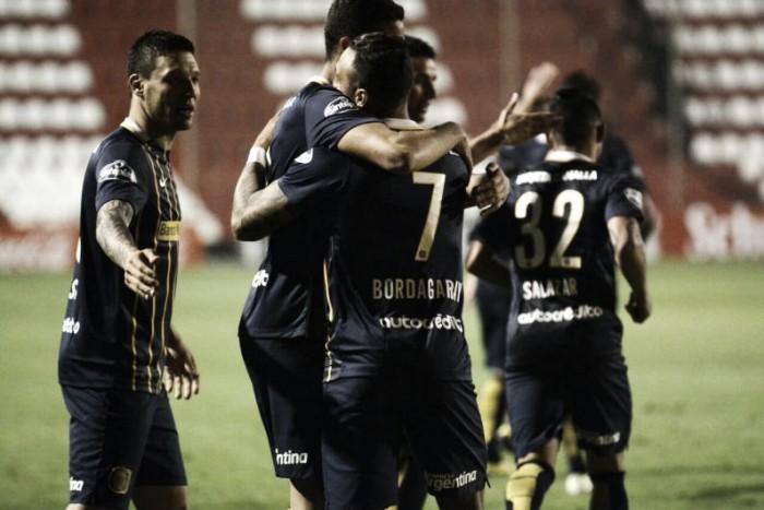 Atlético de Rafaela 2 (1) - 2 (3)Rosario Central: El seguimiento del 'Canalla'