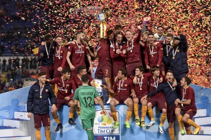 Primavera Tim Cup, è trionfo Roma!