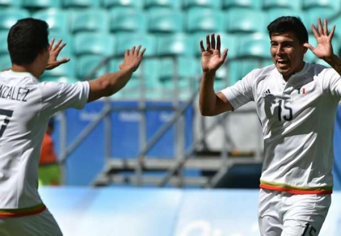"""Rio 2016, calcio maschile: """"manita"""" del Messico, 5-1 contro le isole Fiji"""