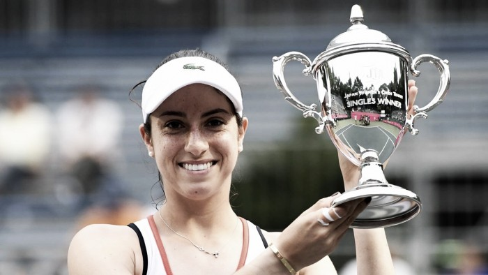 WTA Tokyo International: Christina McHale outlasts Katerina Siniakova to win fifth three-set match of the week, claims first tour-level title