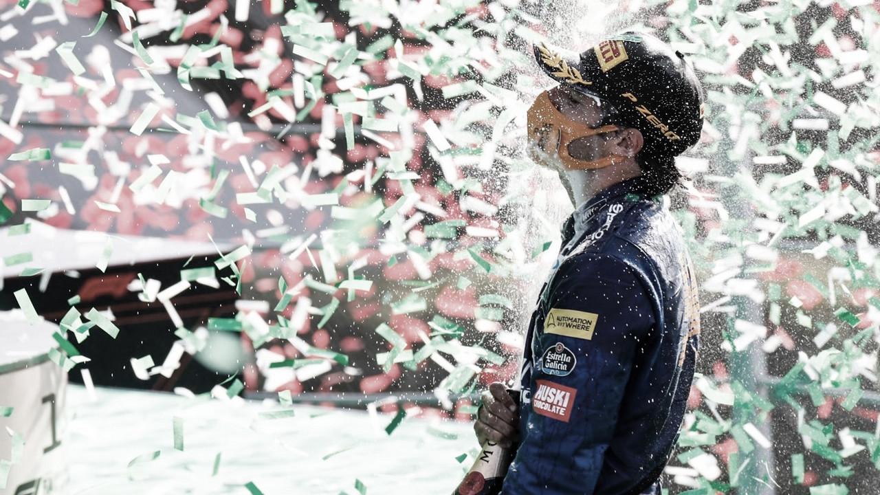 """Segundo no GP da Itália, Sainz lamenta perder batalha com Gasly: """"Eu poderia ter vencido"""""""
