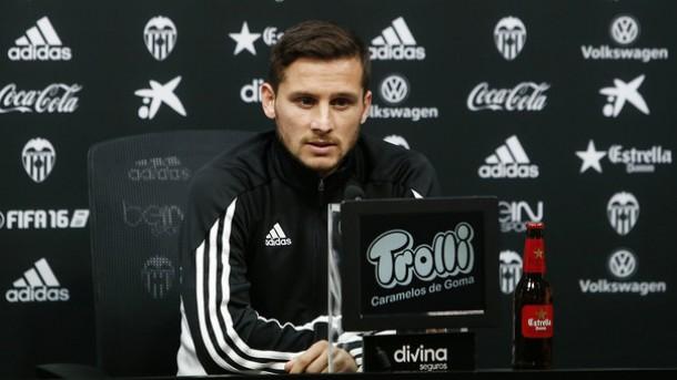 """Piatti: """"Somos el Valencia y debemos de tratar de gustar a nuestra gente"""""""