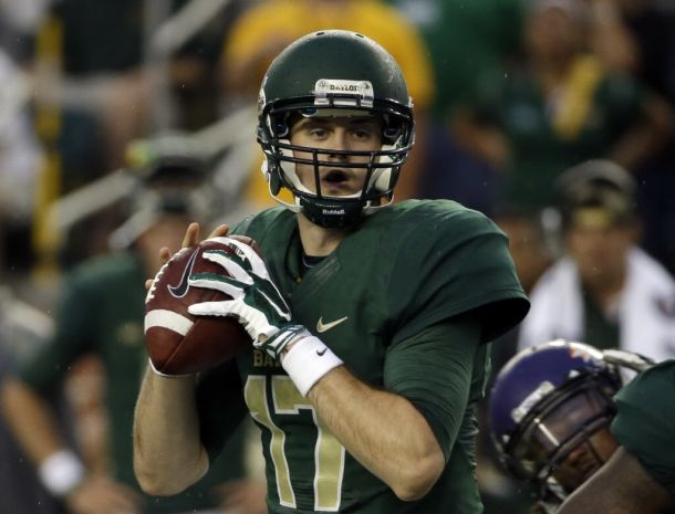 Bad News Bears! Baylor Bears' Quarterback Seth Russell Fractures Bone In Neck, Status Unknown For Next Game