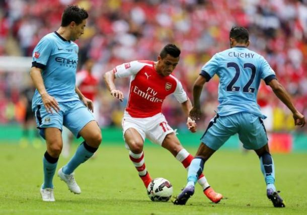 4-3-3 is the way forward for Arsenal
