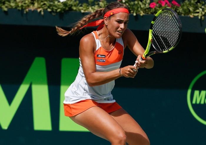 WTA Monterrey: Monica Puig Downs Mexican Wildcard Marcela Zacarias