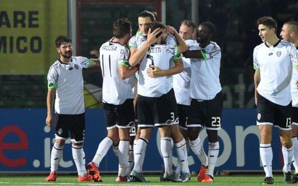 "Cesena - Spezia 5-1: manita dei romagnoli al ""Manuzzi"""