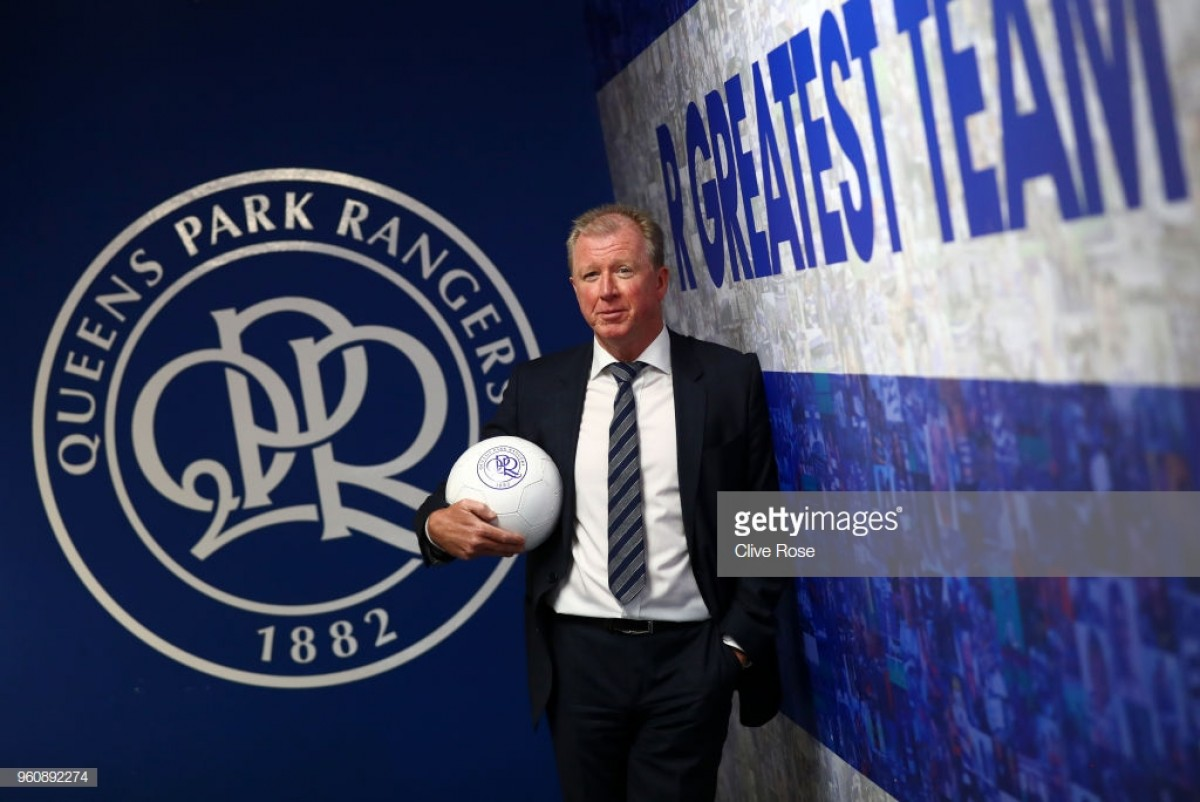 Steve McClaren looks ahead to first home game at QPR against Sheffield United