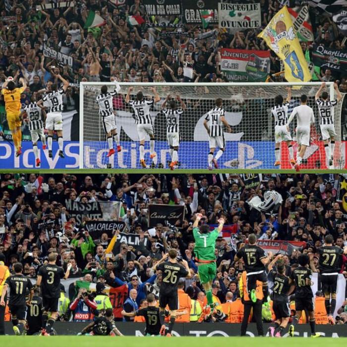 Juventus, il pagellone del 2015