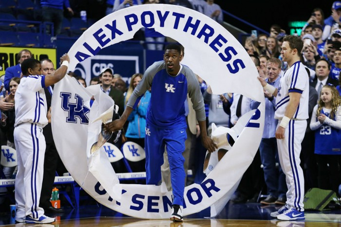 Kentucky Wildcats Win Against LSU Tigers On Senior Day; Clinch #2 Seed in SEC Tournament